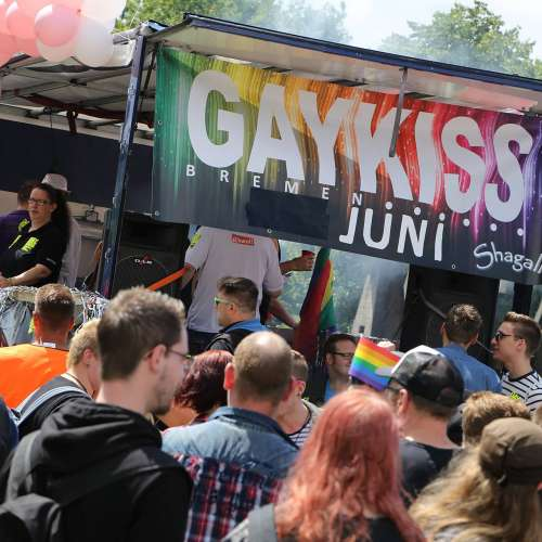 CSD Nordwest - Demonstration - Bild 182