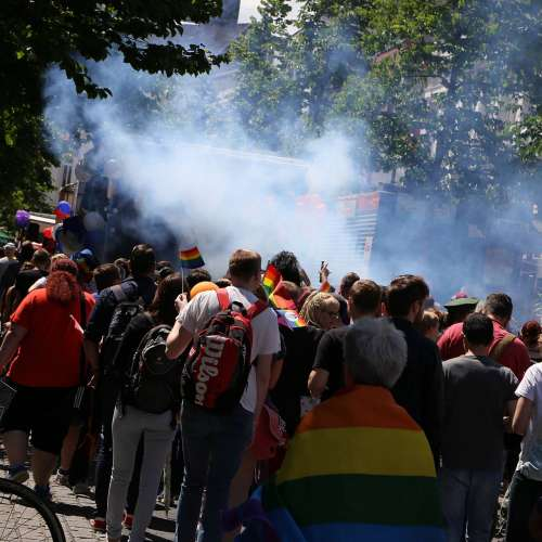 CSD Nordwest - Demonstration - Bild 4
