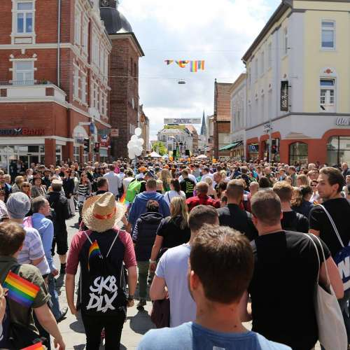CSD Nordwest - Demonstration - Bild 5