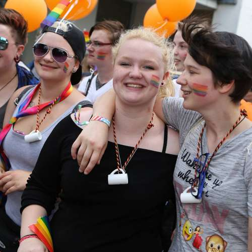 CSD Nordwest - Demonstration - Bild 3