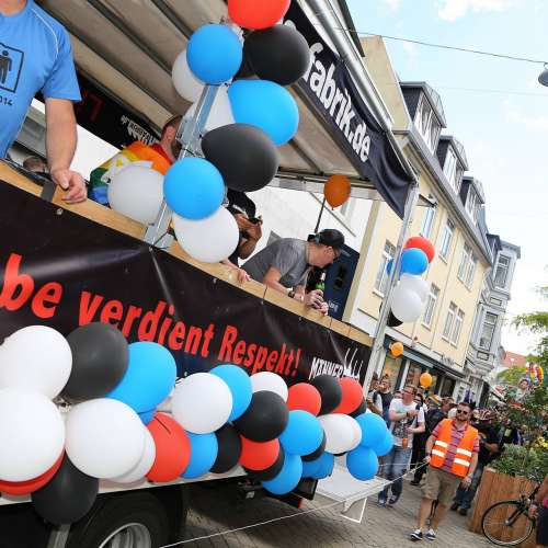 CSD Nordwest - Demonstration - Bild 7