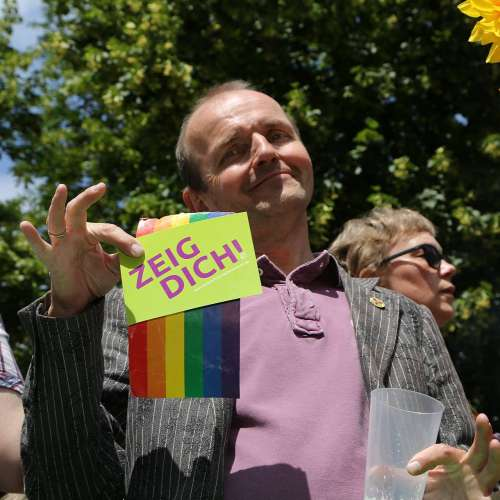 CSD Nordwest - Demonstration - Bild 8