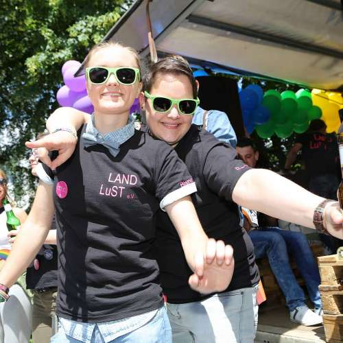 CSD Nordwest - Demonstration - Bild 255