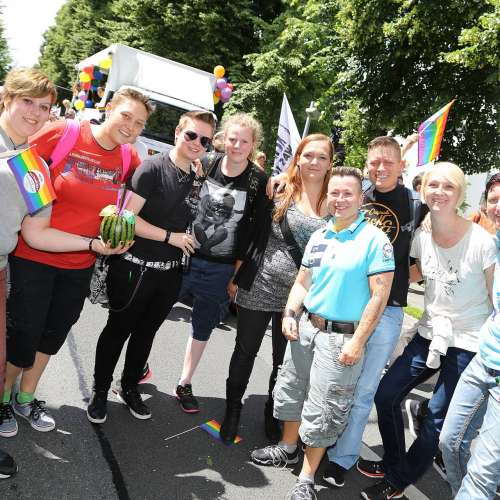 CSD Nordwest - Demonstration - Bild 264