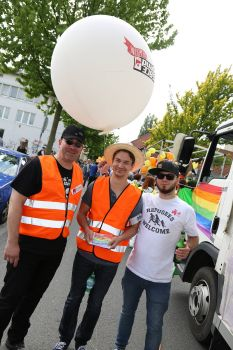 CSD Nordwest - Demonstration - Bild 22