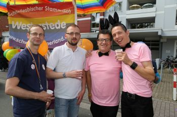 CSD Nordwest - Demonstration - Bild 24