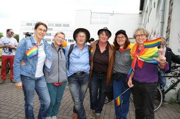 CSD Nordwest - Demonstration - Bild 29