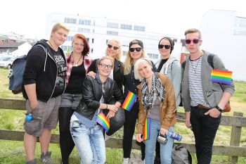 CSD Nordwest - Demonstration - Bild 30