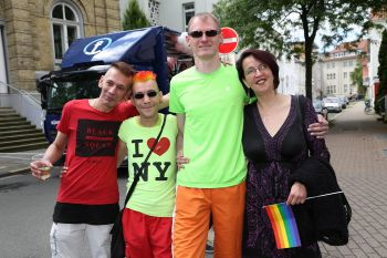 CSD Nordwest - Demonstration - Bild 35
