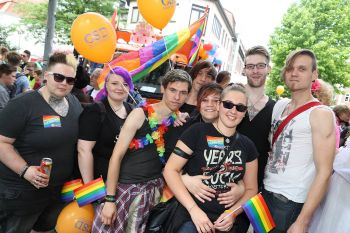 CSD Nordwest - Demonstration - Bild 38