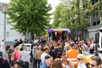 CSD Nordwest - Demonstration - Bild 39