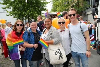 CSD Nordwest - Demonstration - Bild 40