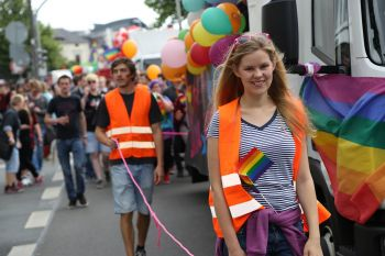 CSD Nordwest - Demonstration - Bild 62
