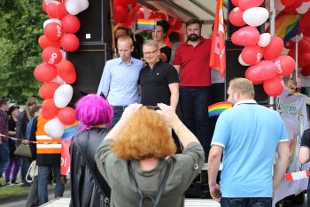 CSD Nordwest - Demonstration - Bild 68