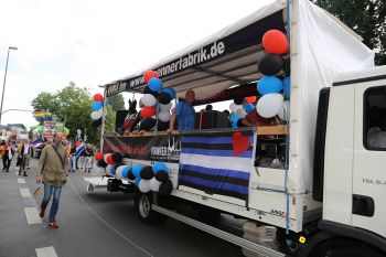CSD Nordwest - Demonstration - Bild 69