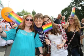 CSD Nordwest - Demonstration - Bild 74