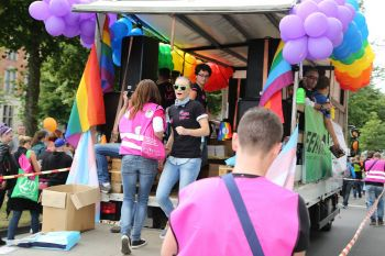 CSD Nordwest - Demonstration - Bild 76