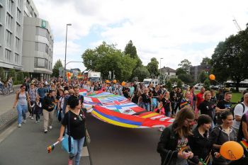 CSD Nordwest - Demonstration - Bild 77