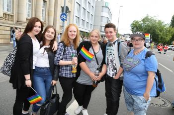 CSD Nordwest - Demonstration - Bild 82