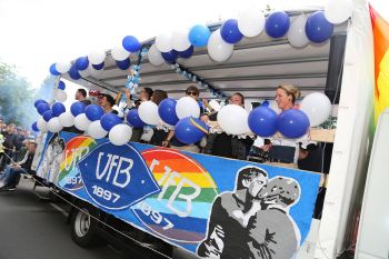 CSD Nordwest - Demonstration - Bild 85