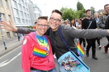 CSD Nordwest - Demonstration - Bild 86