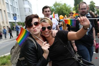 CSD Nordwest - Demonstration - Bild 96