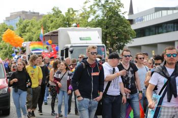 CSD Nordwest - Demonstration - Bild 124
