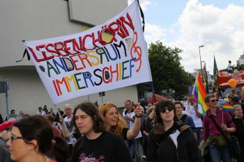 CSD Nordwest - Demonstration - Bild 132