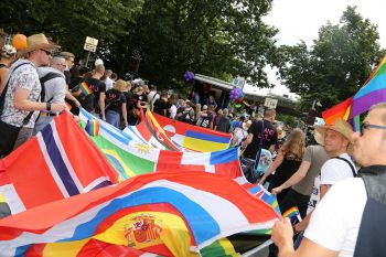CSD Nordwest - Demonstration - Bild 153