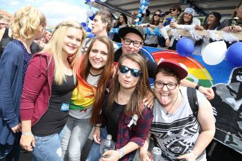 CSD Nordwest - Demonstration - Bild 160