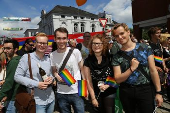 CSD Nordwest - Demonstration - Bild 197