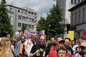 CSD Nordwest - Demonstration - Bild 205