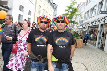 CSD Nordwest - Demonstration - Bild 221