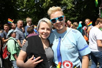 CSD Nordwest - Demonstration - Bild 242