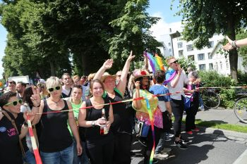 CSD Nordwest - Demonstration - Bild 254