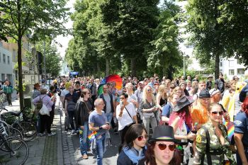 CSD Nordwest - Demonstration - Bild 277
