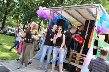 CSD Nordwest - Demonstration - Bild 289