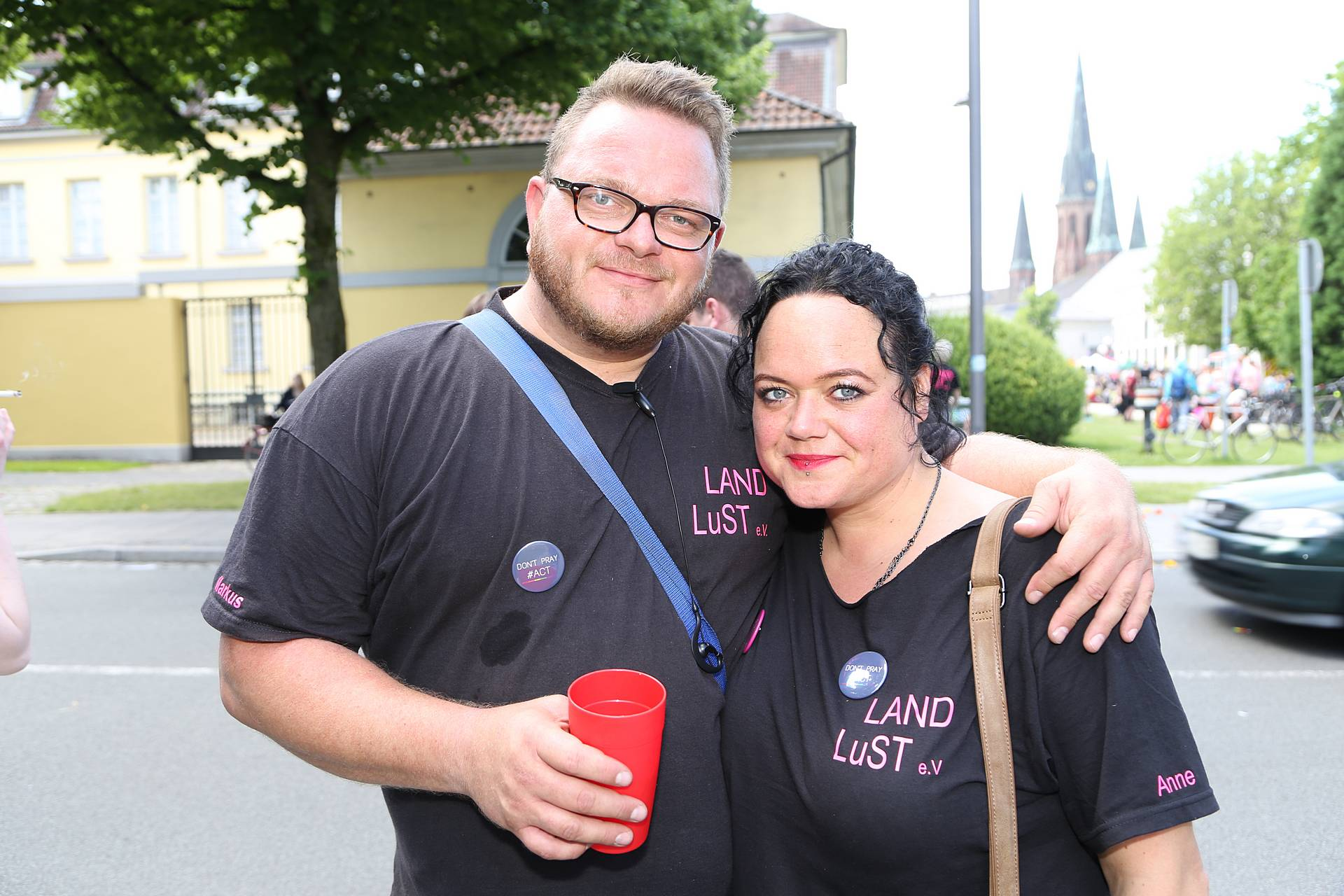 CSD Nordwest - Demonstration / 1547x betrachtet