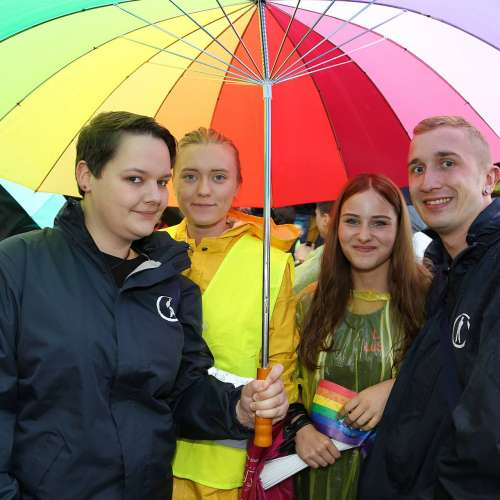 CSD Cloppenburg - Demonstration - Bild 2