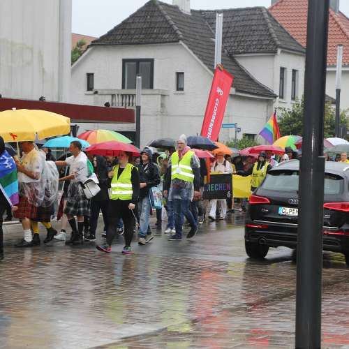 CSD Cloppenburg - Demonstration - Bild 4
