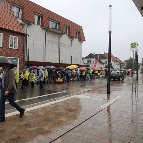 CSD Cloppenburg - Demonstration - Bild 5