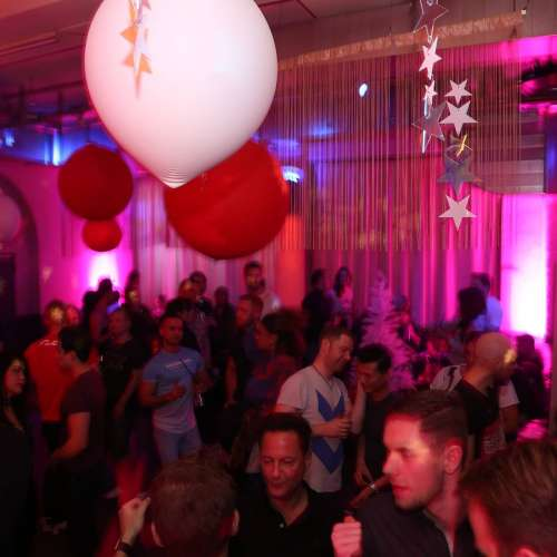 ELECTRIC CIRCUS - Winterball - Bild 6