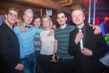 Gays And Friends  / 254x betrachtet