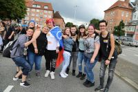 CSD Kiel - Demonstration & Straßenfest / 525x betrachtet