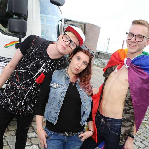 CSD Bremen Demonstration - Bild 28