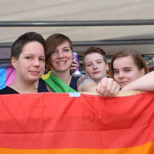 CSD Bremen Demonstration - Bild 30