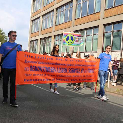 CSD Bremen Demonstration - Bild 36