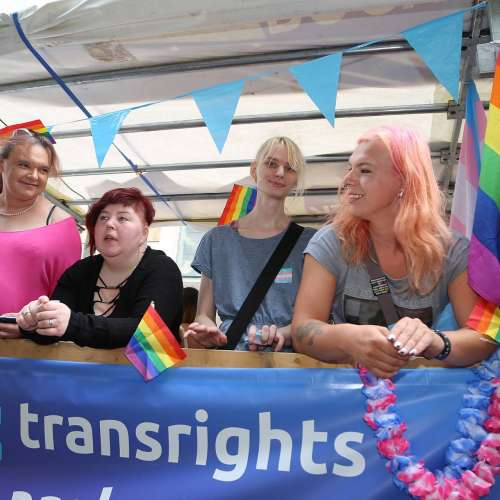 CSD Bremen Demonstration - Bild 38