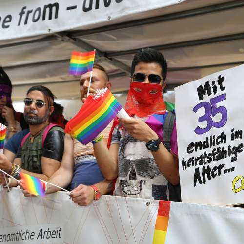 CSD Bremen Demonstration - Bild 8