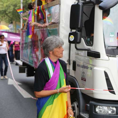 CSD Bremen Demonstration - Bild 2